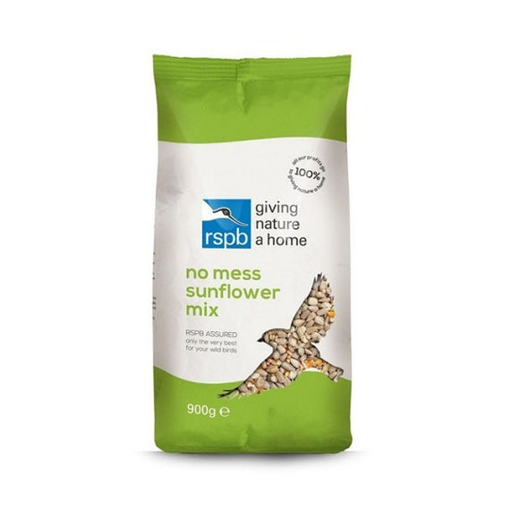 RSPB No Mess Sunflower Mix 1.8kg