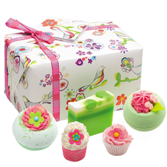 Bomb Cosmetics Three Little Birds Gift Pack