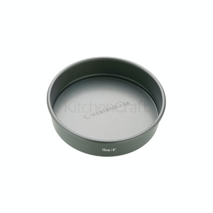 MasterClass Non-Stick 15cm Loose Base Sandwich Pan