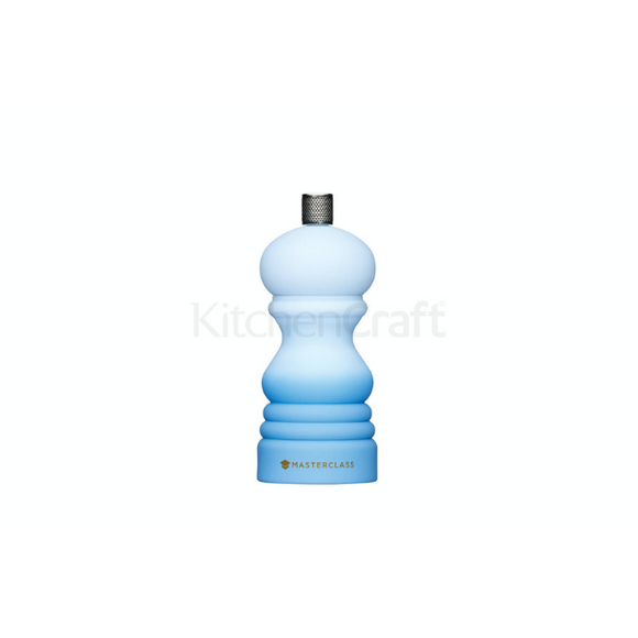 MasterClass Salt or Pepper Mill (12cm) - Blue Ombré