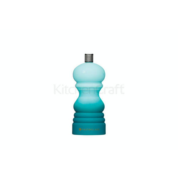 MasterClass Salt or Pepper Mill (12cm) - Green Ombré