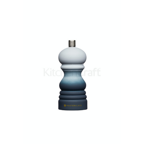 MasterClass Salt or Pepper Mill (12cm) - Grey Ombré