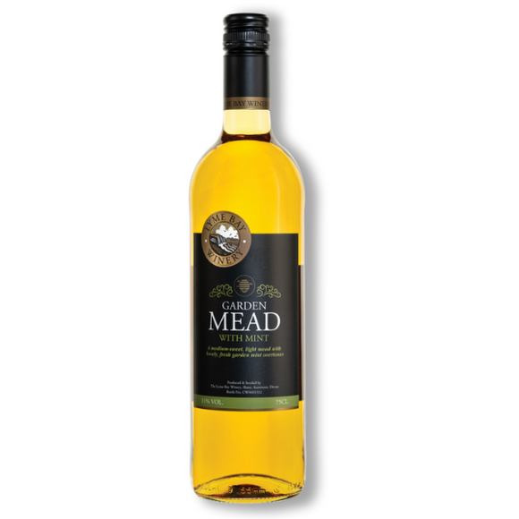 Lyme Bay Garden Mead with Mint 75cl