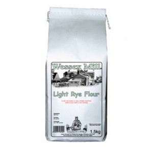 Wessex Mill Light Rye Flour 1.5kg