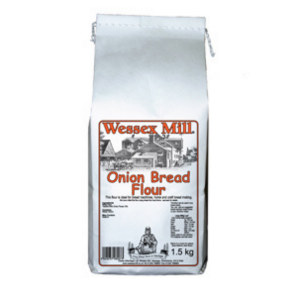 Wessex Mill Onion Bread Flour 1.5kg
