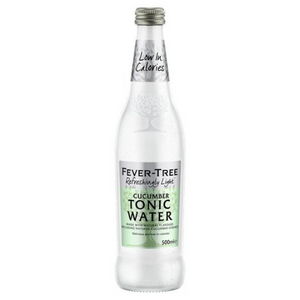 Fever Tree Refreshingly Light Cucumber Tonic Water 500ml