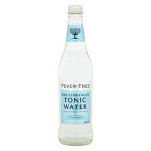 Fever Tree Refreshingly Light Mediterranean Tonic Water 500ml