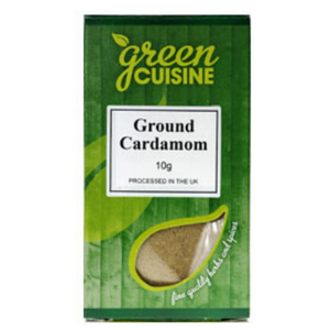 Green Cuisine Ground Cardamom 10g