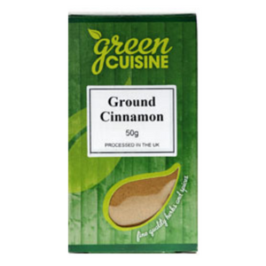 Green Cuisine Ground Cinnamon 50g