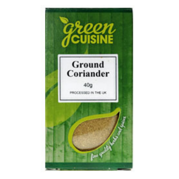 Green Cuisine Ground Coriander 40g