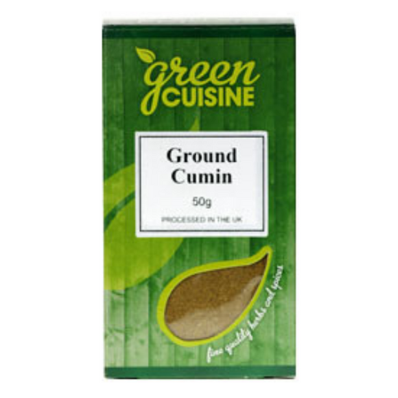 Green Cuisine Ground Cumin 50g