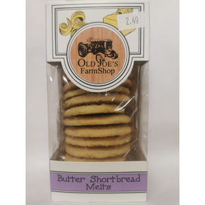 Old Joe's Butter Shortbread Melts 150g