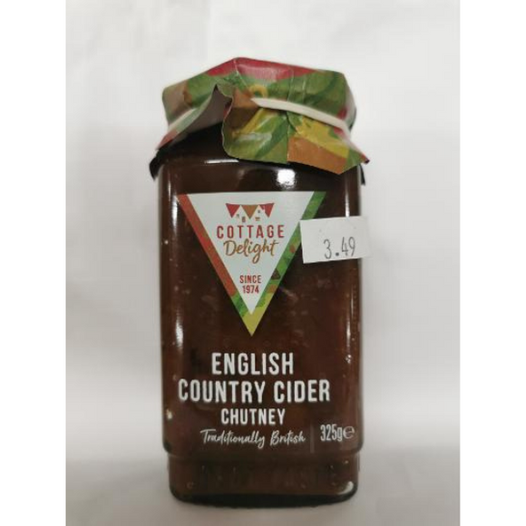Cottage Delight English Country Cider Chutney