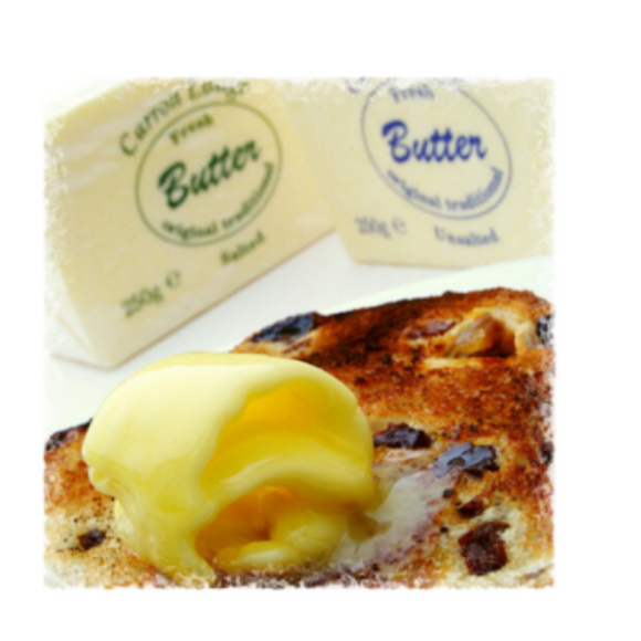 Carron Lodge Salted Butter 250g