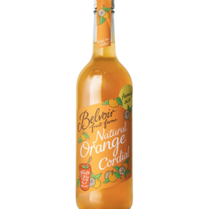 Belvoir Natural Orange Cordial 75cl