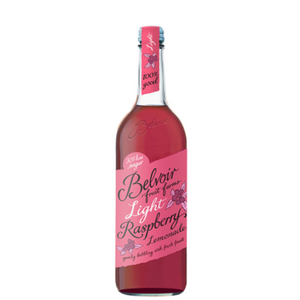 Belvoir Light Raspberry Lemonade 75cl