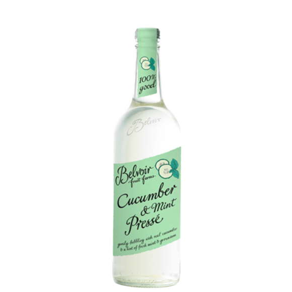 Belvoir Cucumber & Mint Presse 75cl