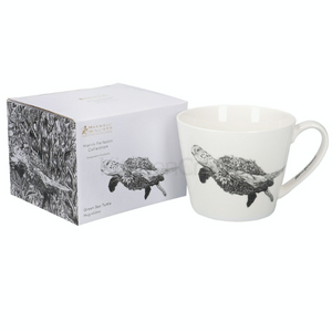 Maxwell Williams Green Sea Turtle Mug 450ml