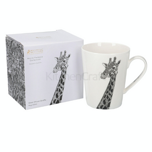 Maxwell Williams West African Giraffe Mug 450ml