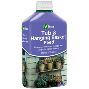 Vitax Tub And Basket Feed 1litre