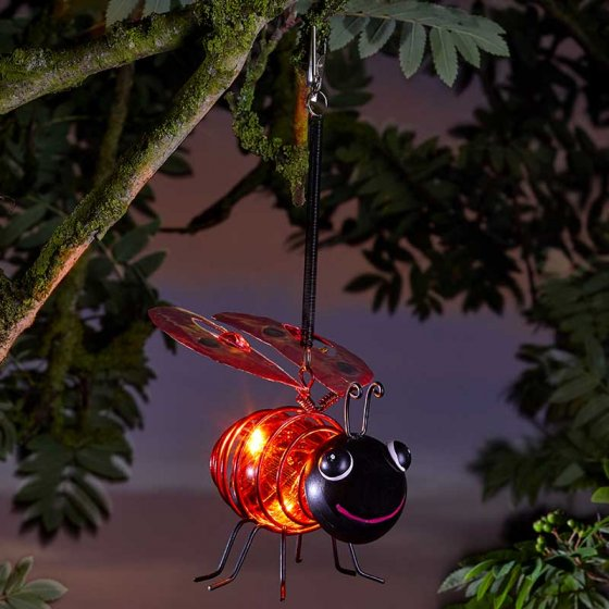 Bug Light - Ladybird