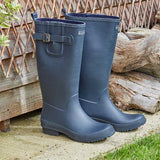 Classic Tall Rubber Wellingtons - Navy