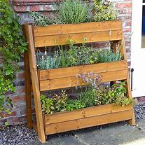3 Tier Herb Planter - Tom Chambers