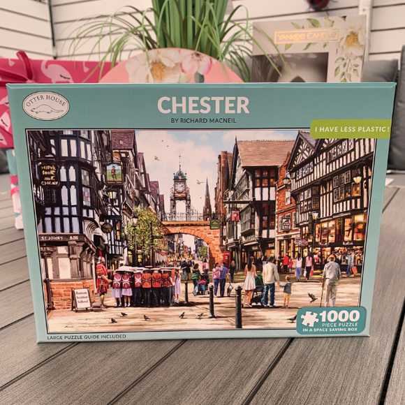 Chester 1000Pc Jigsaw