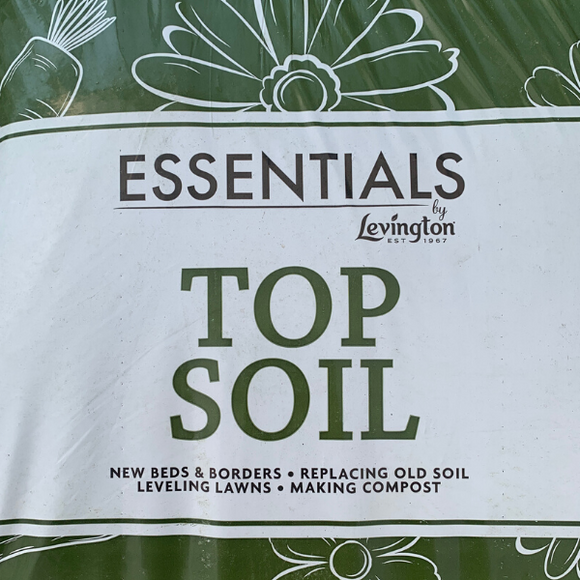 Levington Essentials Top Soil 35ltr
