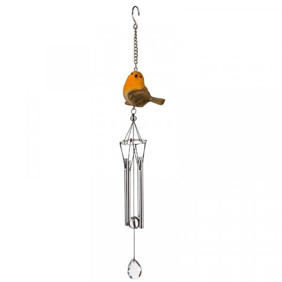 34cm Robin Windchime by Smart Garden