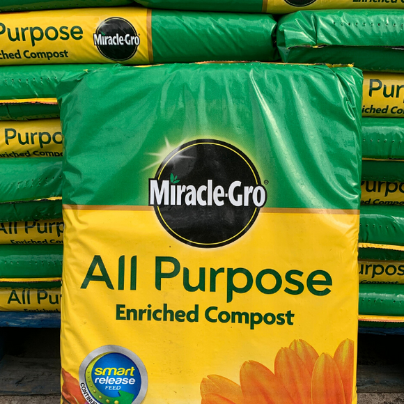 Miracle Gro All Purpose Compost  40ltr
