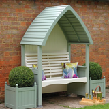 AFK Cottage Arbour Sage Green