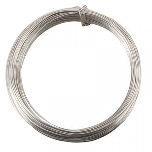 50m Galvanised Garden Wire by Smart Garden