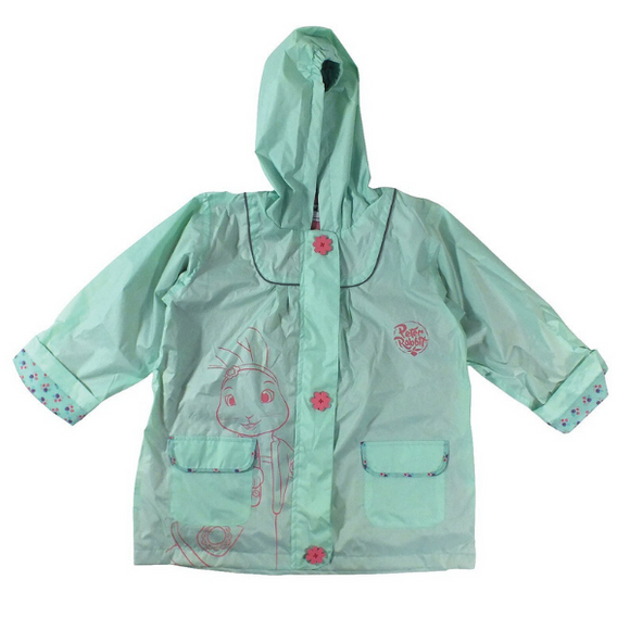 Lily Bobtail Adventurer Kids Raincoat