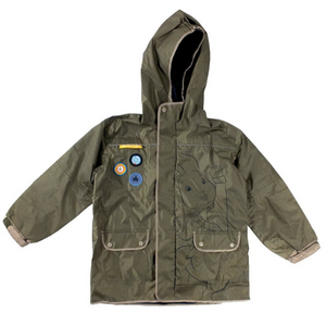 Peter Rabbit Adventurer Kids Raincoat