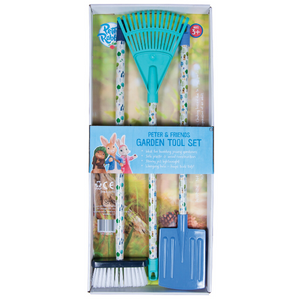Peter & Friends Garden Tool set