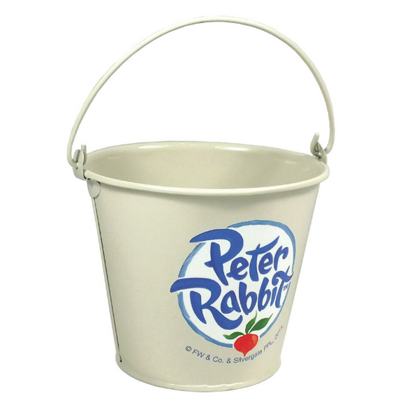 Peter & Friends Metal Bucket