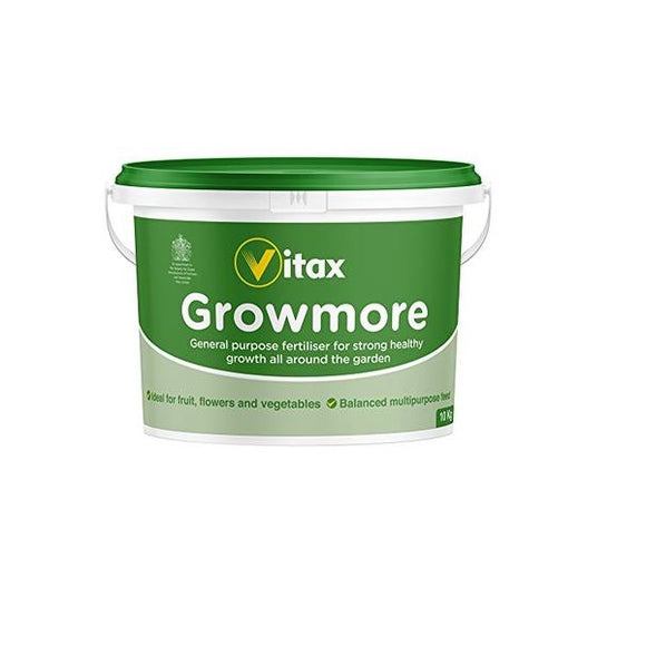 Vitax Growmore tub 10kg