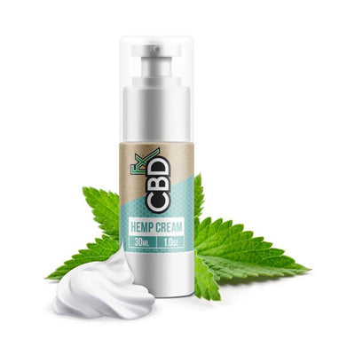 CBDfx - CBD Infused Topical Cream – 100mg (30 ml)