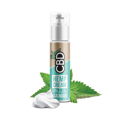 CBDfx - CBD Infused Topical Cream – 150mg (50 ml)