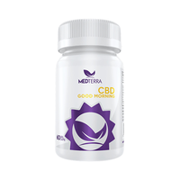 Medterra - CBD Gel Caps - Good Morning Capsules - 25mg