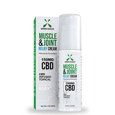 Green Roads - CBD Topical - Pain Cream - 150mg