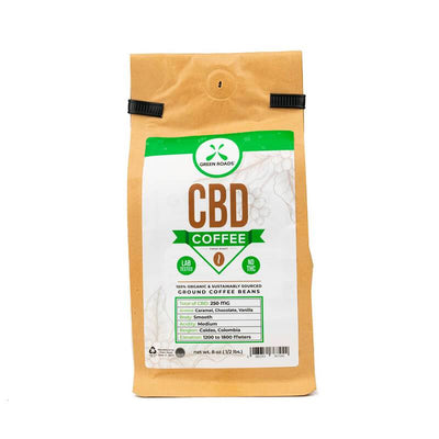 Green Roads - CBD Coffee - 8oz