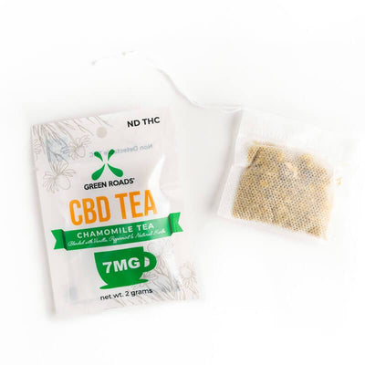 Green Roads - CBD Tea - 7mg