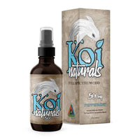 Koi CBD - CBD Tincture Spray - Full Spectrum Peppermint - 1500mg-3000mg