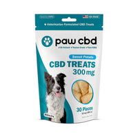 cbdMD - CBD Pet Edible - Sweet Potato Dog Treats - 150mg-600mg