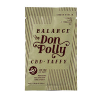 Don Polly - CBD Edible - Balance Taffy - 50mg