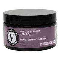 Veritas Farms - CBD Topical - Full Spectrum Minted Lavender Lotion - 500mg-1000mg