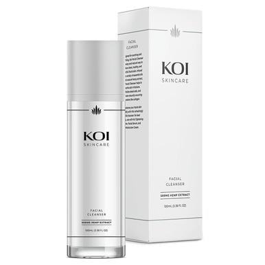 Koi CBD - CBD Topical - Facial Cleanser - 500mg