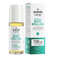 Ananda Hemp - Topical - Full Spectrum Body Roll-On - 150mg